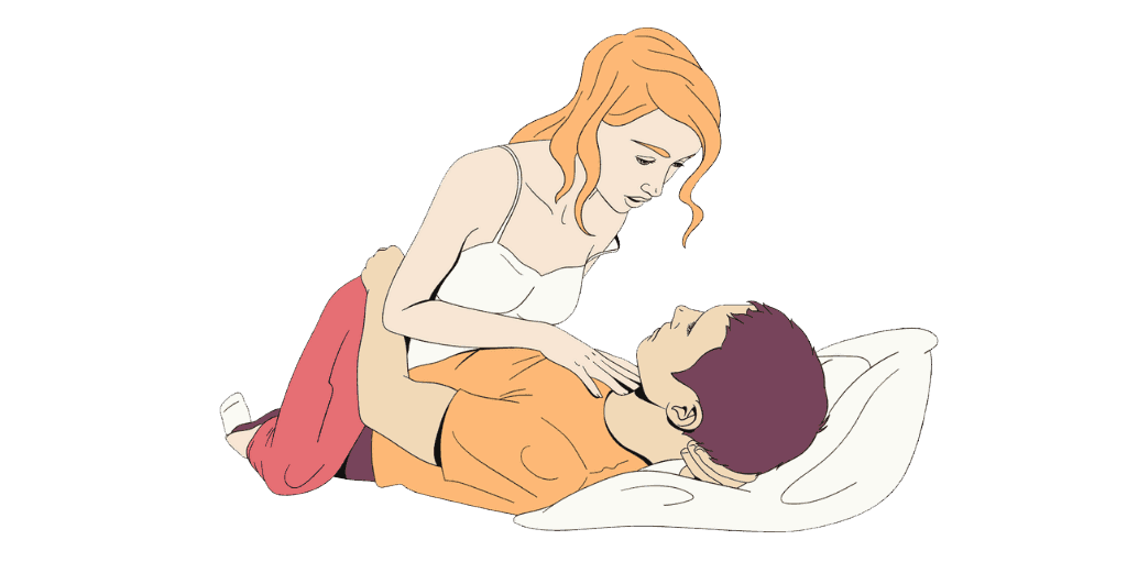 How to make him happy in bed