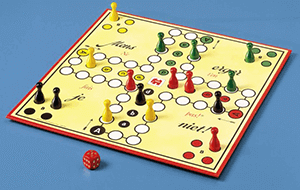 Play a board game